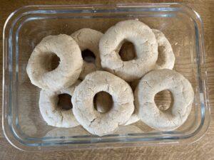 おから米粉ドーナッツ
