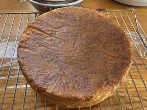 ショートケーキスポンジレシピ