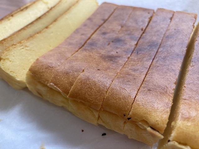 クリームチーズスティックケーキ